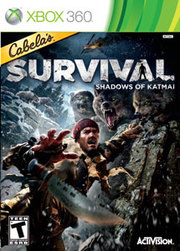 Cabela-s Survival: Shadows of Katmai para XBOX 360