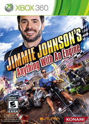 Jimmie Johnson-s Anything With an Engine para XBOX 360