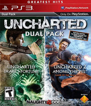 Uncharted Dual Pack para PS3
