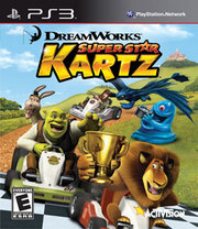 DreamWorks Super Star Kartz para PS3