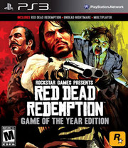 Red Dead Redemption: Game of the Year Edition para PS3