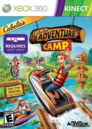 Cabela-s Adventure Camp para XBOX 360