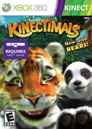 Kinectimals: Now With Bears para XBOX 360