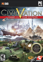 Civilization V Game of the Year Edition para PC