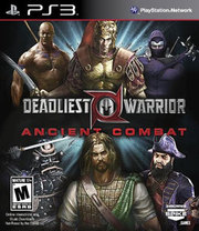 Deadliest Warrior: Ancient Combat para PS3