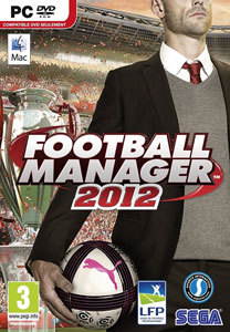 Football Manager 2012 para PC