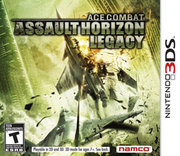 Ace Combat Assault Horizon Legacy para 3DS