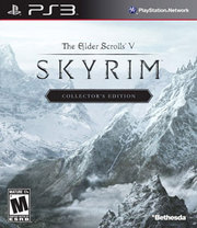 The Elder Scrolls V: Skyrim Collector-s Edition para PS3