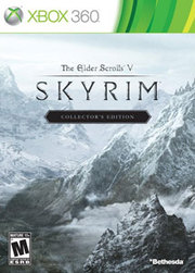 The Elder Scrolls V: Skyrim Collector-s Edition para XBOX 360
