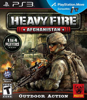 Heavy Fire: Afghanistan para PS3