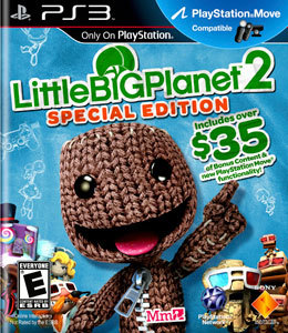 LittleBigPlanet 2: Special Edition para PS3