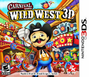 Carnival Games: Wild West 3D para 3DS
