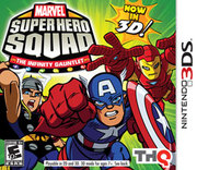 Marvel Super Hero Squad: The Infinity Gauntlet para 3DS