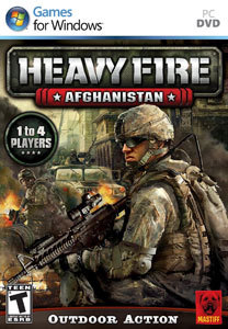 Heavy Fire: Afghanistan para PC