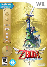 The Legend of Zelda: Skyward Sword Anniversary Pack para Wii