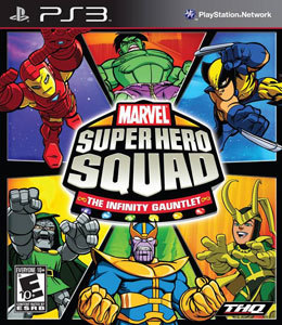 Marvel Super Hero Squad: The Infinity Gauntlet para PS3