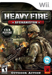 Heavy Fire: Afghanistan para Wii