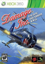 Damage Inc.: Pacific Squadron WWII para XBOX 360