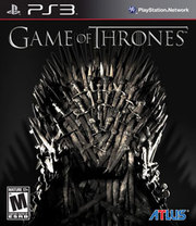 Game of Thrones para PS3