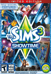 The Sims 3: Showtime para PC