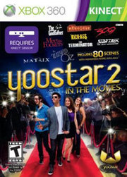 Yoostar 2: In The Movies para XBOX 360