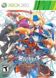 BlazBlue: Continuum Shift Extend para XBOX 360