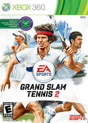 Grand Slam Tennis 2 para XBOX 360
