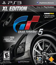 Gran Turismo 5 XL Edition para PS3