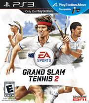 Grand Slam Tennis 2 para PS3
