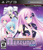 Hyperdimension Neptunia MK2 para PS3
