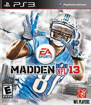 Madden NFL 13 para PS3