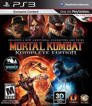 Mortal Kombat Komplete Edition para PS3