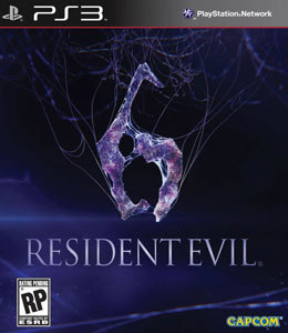 Resident Evil 6 para PS3