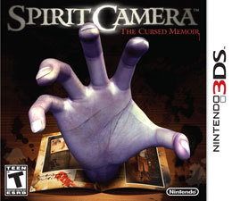 Spirit Camera: The Cursed Memoir para 3DS
