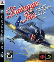 Damage Inc.: Pacific Squadron WWII para PS3