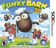 Funky Barn 3D para 3DS