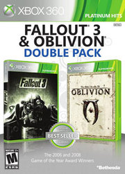 Fallout 3 & Oblivion Double Pack para XBOX 360