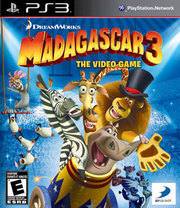 Madagascar 3: The Video Game para PS3