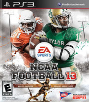 NCAA Football 13 para PS3
