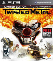 Twisted Metal Limited Edition para PS3