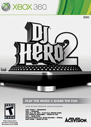 DJ Hero 2 - Turntable Bundle para XBOX 360