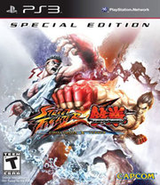 Street Fighter X Tekken Special Edition para PS3