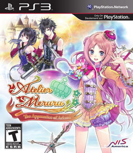 Atelier Meruru: The Apprentice of Arland para PS3