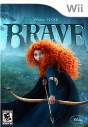 Disney Brave: The Video Game para Wii
