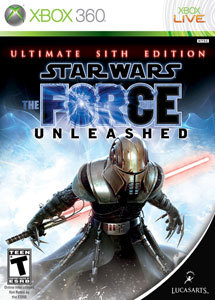 Star Wars: The Force Unleashed - Ultimate Sith Edition para XBOX 360