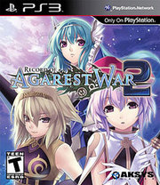 Record of Agarest War 2 para PS3