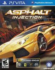 Asphalt: Injection