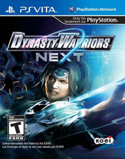 Dynasty Warriors Next para PS Vita