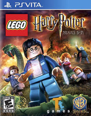 LEGO Harry Potter: Years 5-7  para PS Vita