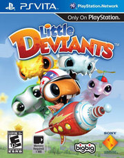 Little Deviants para PS Vita